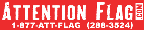 Attention Flag 1-888-ATT-FLAG